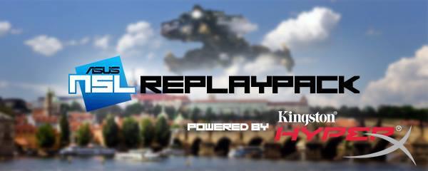 Replaypack Praha